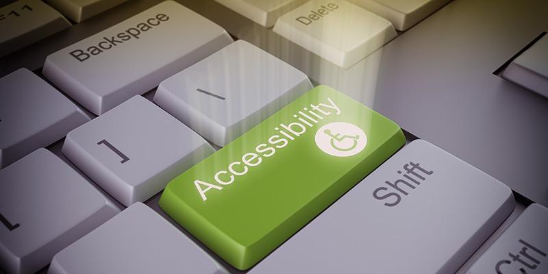 Green accessibility key