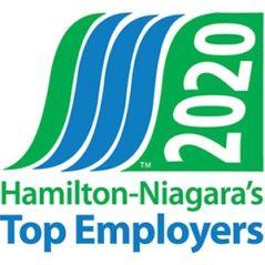 Hamilton-Niagara's Top Employers 2020