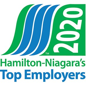 Hamilton-Niagara's Top Employers 2020