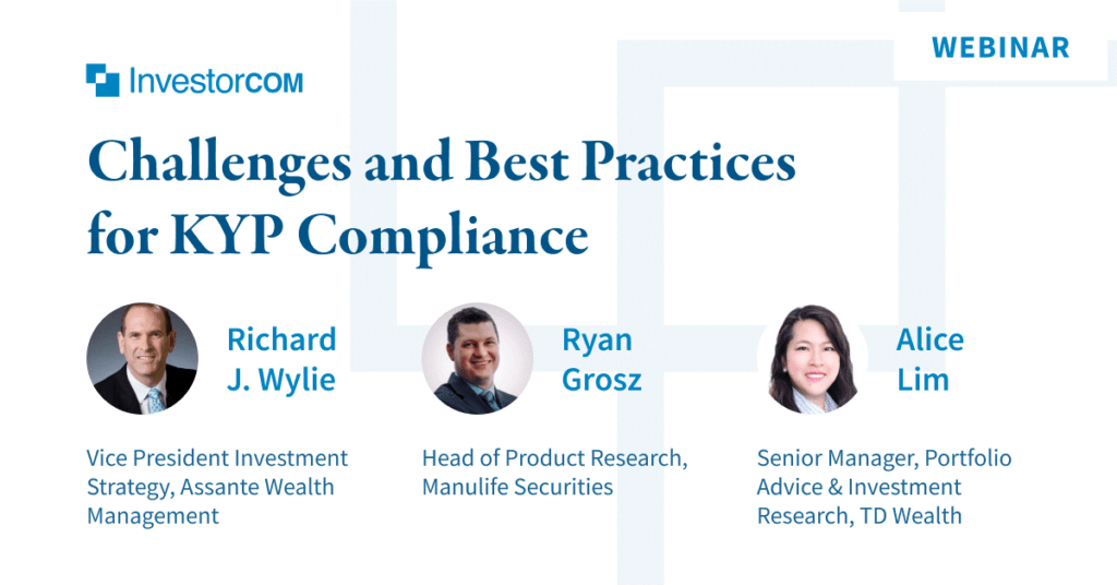 Challenges and Best Practices for KYP Compliance