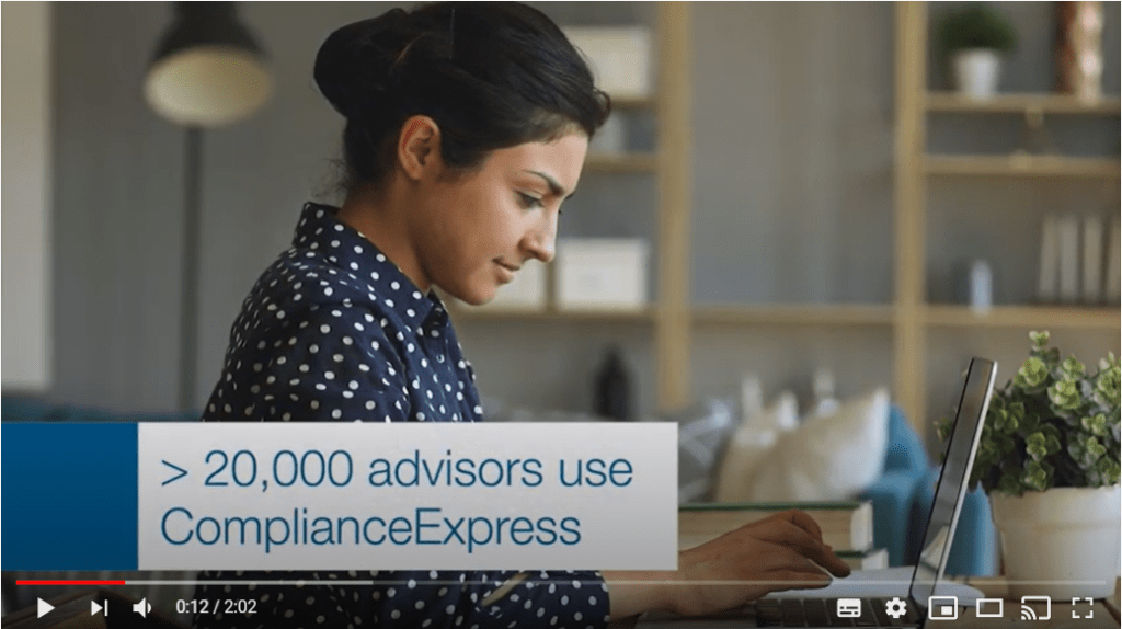 Manage and Track Disclosure Activities with Investors using ComplianceExpress