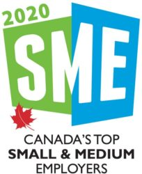 InvestorCOM is one of Canada's Top Small and Medium Employers 2020