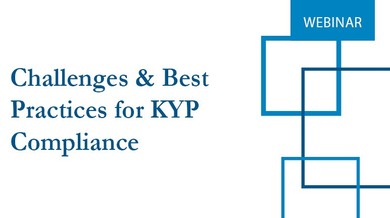 Challenges & Best Practices for KYP Compliance